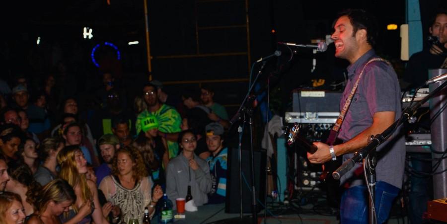 Jimkata at The Great Blue Heron Music Festival 2014