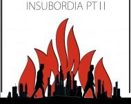 The Lost Poets - 'Insubordia PT II' cover art