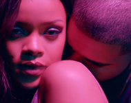 Rihanna and Drake in 'Work' music video