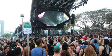Ultra Music Festival 2016 Crowd