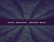 Night Marcher - 'Modern Maze' artwork