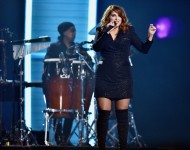 Meghan Trainor performs onstage during The 58th GRAMMY Awards