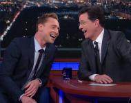 Tom Hiddleston & Stephen See The Light