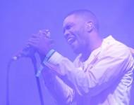 Frank Ocean performs during the 2014 Bonnaroo Music & Arts Festival