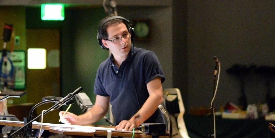 Composer Alex Heffes