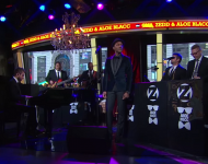 Zedd Aloe Blacc GMA Performance