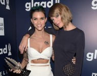 Ruby Rose and Taylor Swift