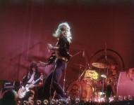 Led Zeppelin circa 1977