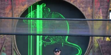 Eric Prydz EDC New York 2016