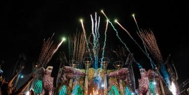 EDC Electric Daisy Carnival - Day 2