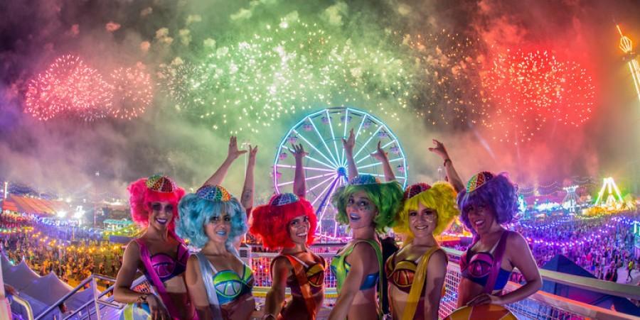 EDC Las Vegas Day 2