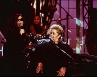 Etta James Singing With Roseanne Airs February 9 In National Syndication