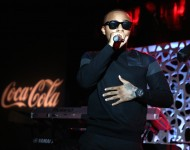 Bow Wow at the 2015 American Music Awards Pre Party with Coca-Cola at the Conga Room on November 20, 2015 in Los Angeles, California
