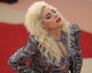 Lady Gaga attends the Met Gala at Metropolitan Museum of Art on May 2, 2016