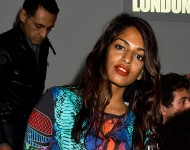 Day 2: Front Row - London Fashion Week SS15