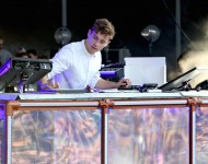 Flume performs at Lollapalooza 2016 - Day 4 at Grant Park on July 31, 2016 in Chicago, Illinois