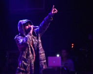 Ty Dolla $ign performs at the Rock The Vote's Truth To Power: Closing Concert at the Fillmore Philadelphia on July 27, 2016