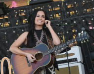 Kacey Musgraves performs during 2016 Windy City LakeShake Country Music Festival - Day 1 on June 17, 2016