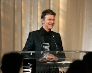 David Bowie at the 11th Annual Webby Awards