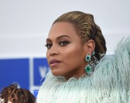 Beyonce attends the 2016 MTV Video Music Awards at Madison Square Garden on August 28, 2016