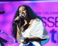 Solange Knowles speaks onstage at the 2016 ESSENCE Festival Presented By Coca-Cola at Ernest N. Morial Convention Center on July 3, 2016 in New Orleans, Louisiana