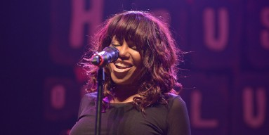 Michel'le Toussaint performs at Celebration Of Life With TV One's R&B Divas LA at House of Blues Sunset Strip on January 14, 2015
