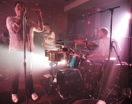 James Murphy (of LCD Soundsystem) performs at Kola House on September 20, 2016 in New York City