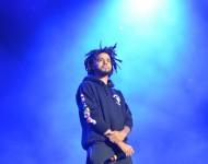 J. Cole Meadows Festival 2016