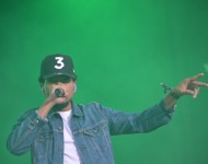 Chance The Rapper Meadows Festival 2016
