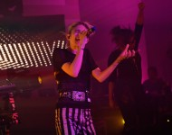 Grimes in Berlin, Germany as part of the 2016 Hilton Concert Series on Tuesday, July 19