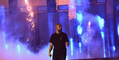 Drake performs onstage at the 2016 iHeartRadio Music Festival