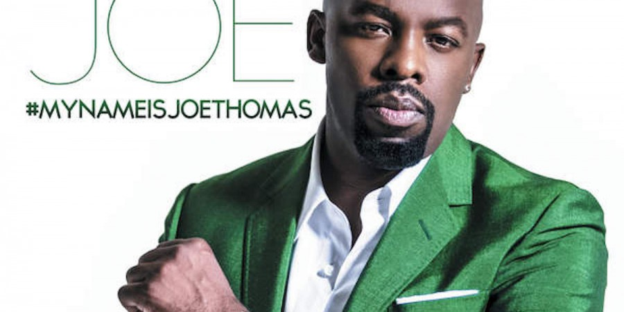 JOE #MYNAMEISJOETHOMAS Album Cover Art