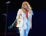 Kesha performs onstage during Global Citizen: The World On Stage at NYU Skirball Center on September 22, 2016 in New York City