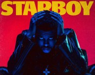 The Weeknd Starboy Cover Art