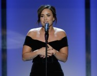 Demi Lovato performs onstage during Glamour Women Of The Year 2016 at NeueHouse Hollywood on November 14, 2016 in Los Angeles, California