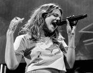 Tove Lo performs onstage at WiLD 94.9's FM's Jingle Ball 2016 presented by Capital One at SAP Center on December 1, 2016 in San Jose, California