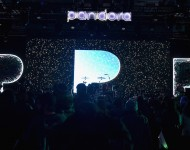 Pandora Holiday Live event at Pier 36 on December 6, 2016 in New York City