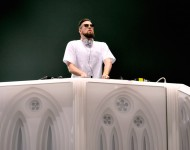 Tchami performs onstage during day 3 of the 2016 Coachella Valley Music & Arts Festival Weekend 2 at the Empire Polo Club on April 24, 2016 in Indio, California