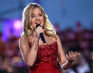 Jackie Evancho performs at A Capitol Fourth concert at the U.S. Capitol, West Lawn, on July 4, 2016 in Washington, DC
