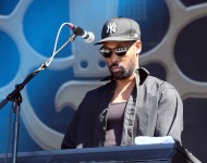 RZA of Banks & Steelz performs at Austin City Limits Music Festival 2016 at Zilker Park on September 30, 2016 in Austin, Texas