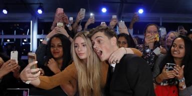 Martin Garrix attends the MTV Europe Music Awards 2016 on November 6, 2016 in Rotterdam, Netherlands
