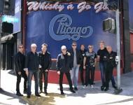 Chicago ( Keith Howland, Lee Loughnane, Lou Pardini, Jimmy Pankow, Robert Lamm, Wally Reyes, Jr., Jeff Coffey, Ray Herrmann, Tris Imboden )