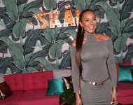 Mel B attends a private dinner at the home of Jonas Tahlin, CEO Absolut Elyx on September 29, 2016 in West Hollywood, California