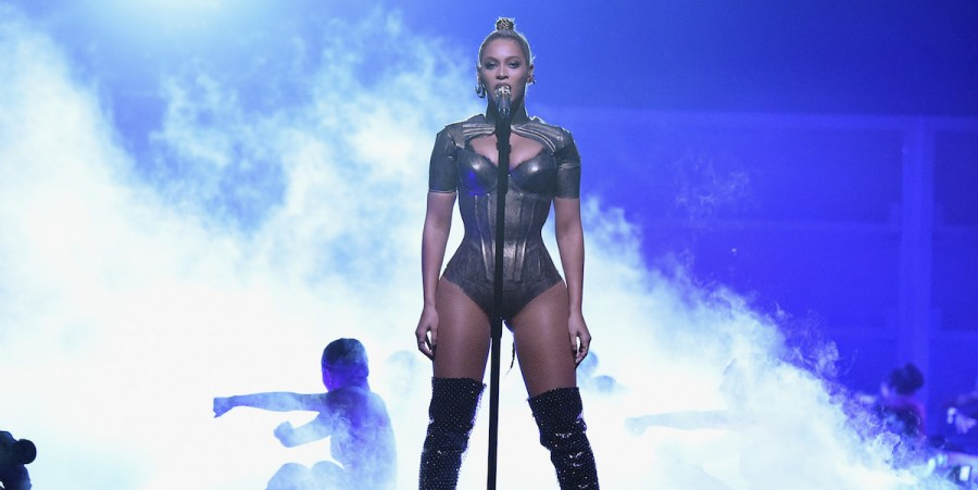 Beyonce performs onstage during TIDAL X: 1015 on October 15, 2016 in New York City