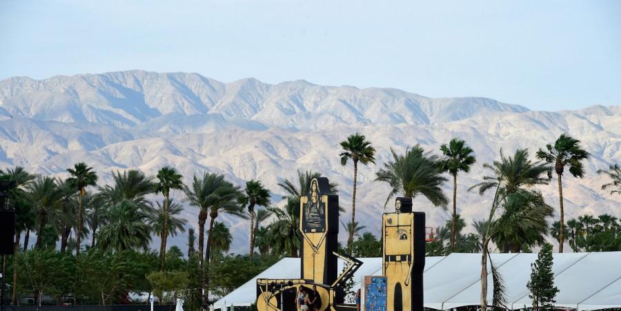 Coachella 2016 General View