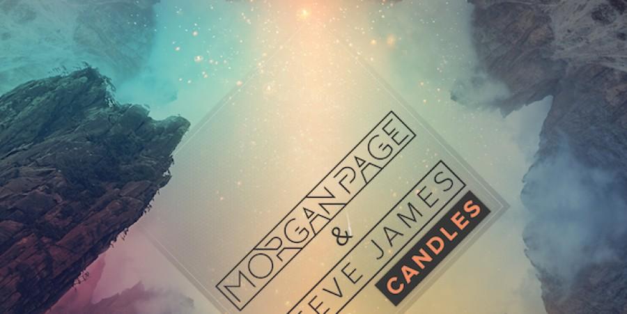 Morgan Page Steve James Candles