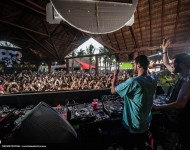 The Martinez Brothers at Blue Parrot BPM Festival 2017