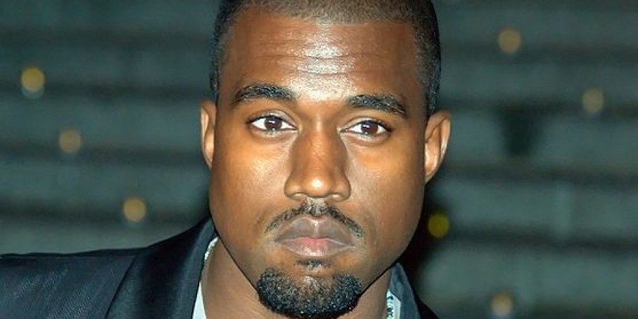 Kanye West at the Vanity Fair kickoff part for the 2009 Tribeca Film Festival