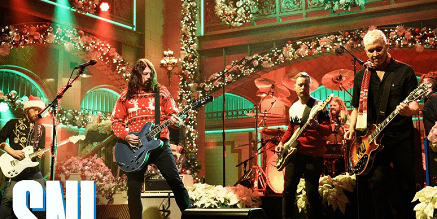 Foo Fighters 'Saturday Night Live' Performance