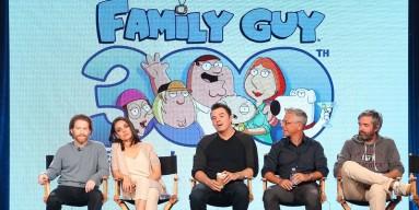"""""""Family Guy"""" cast"""